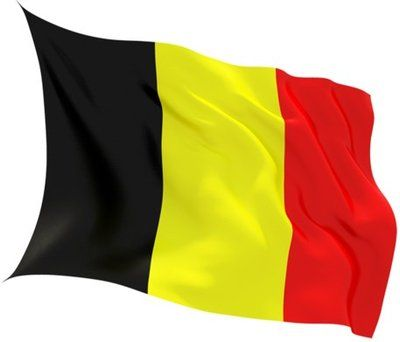 Flag of Belgium-b